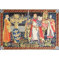 Gobelín  -  Roi Arthur
