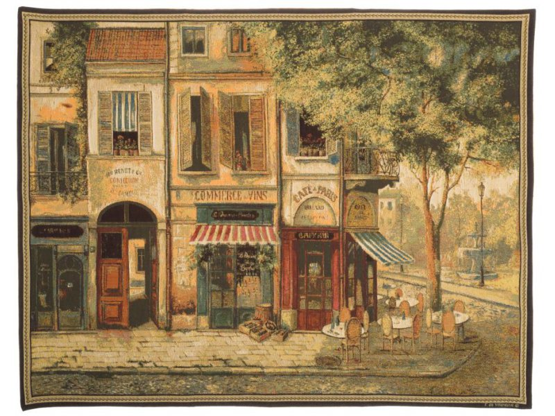 Gobelín  - Rues de Paris
