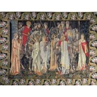 Gobelín  -  Quête du Graal by William Morris