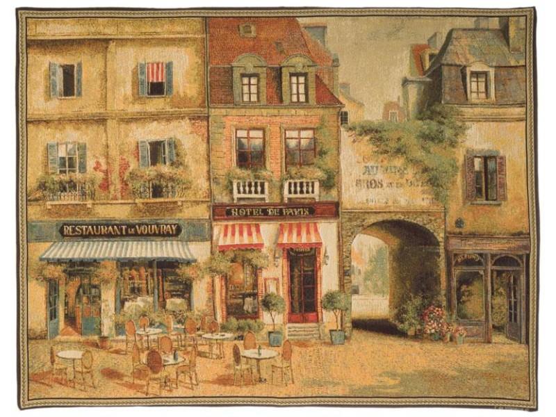 Gobelín  - Les terrasses de Paris