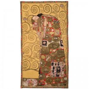 Gobelín  - Accomplissement by Gustav Klimt II