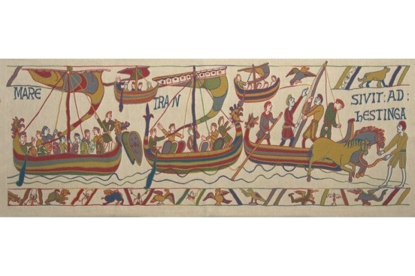 Gobelín  - Armada LA TAPISSERIE DE BAYEUX