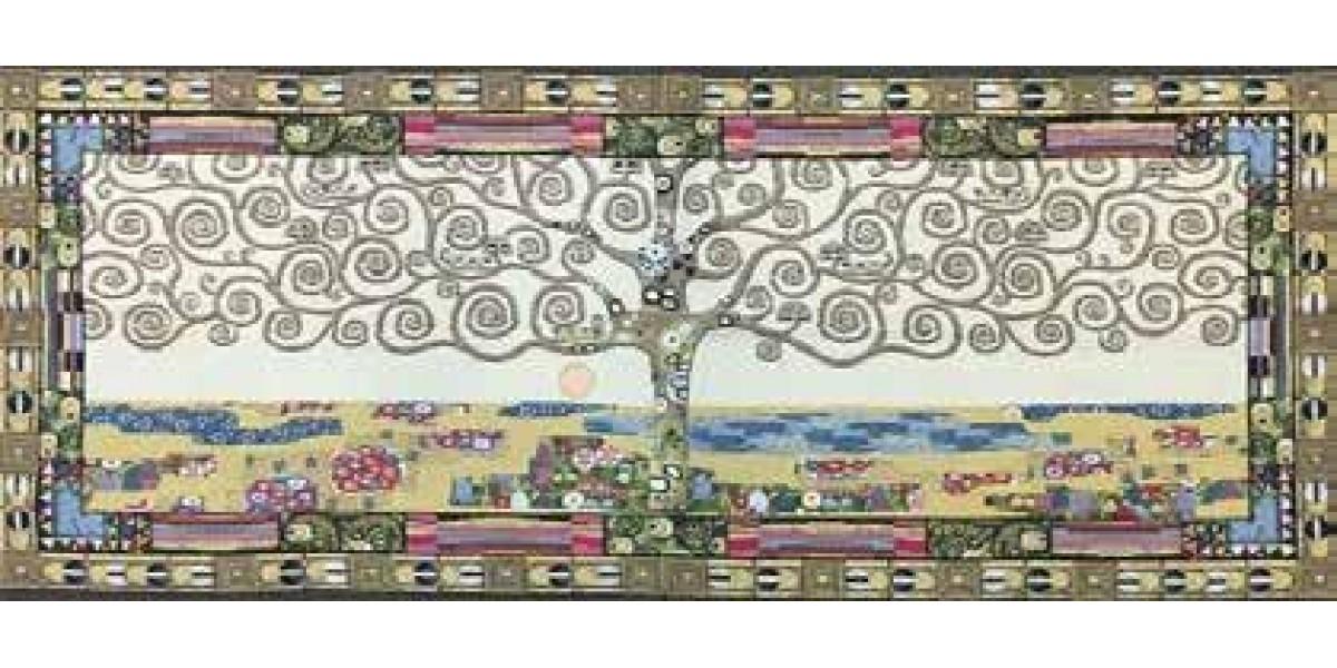 Gobelín tapiserie  - Arbre de Vie by Gustav Klimt II