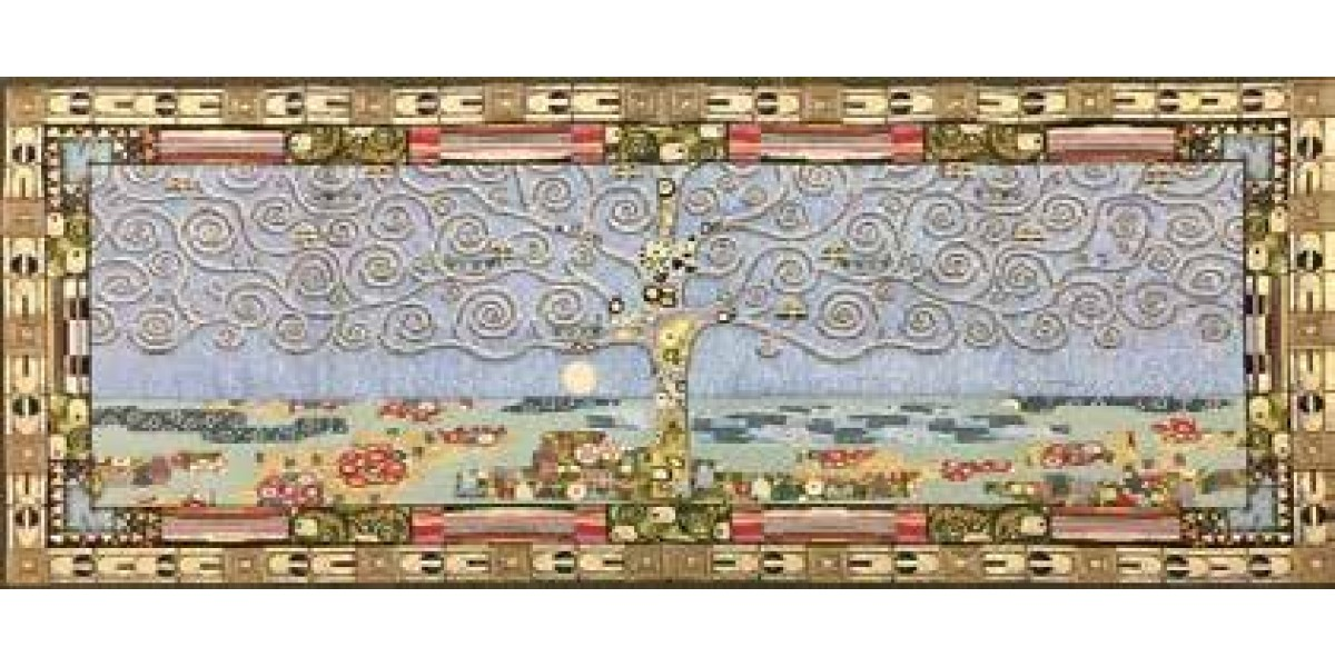 Gobelín tapiserie  - Arbre de Vie by Gustav Klimt III