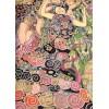 Gobelín Virgin Pink by Gustav Klimt (1913)
