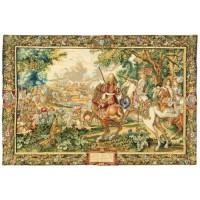 Gobelín  - Roi Soleil de Versailles I
