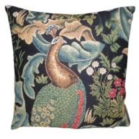 Gobelínový povlak na polštář  - Peacock  by William Morris