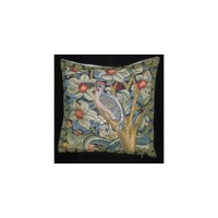 Gobelínový povlak na polštář  - Woodpecker Left  by William Morris