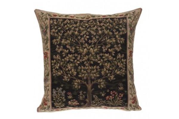 Gobelínový povlak na polštář  -  Arbre de vie II by William Morris