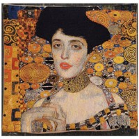 Gobelín  -  Lady in Gold  by Gustav Klimt