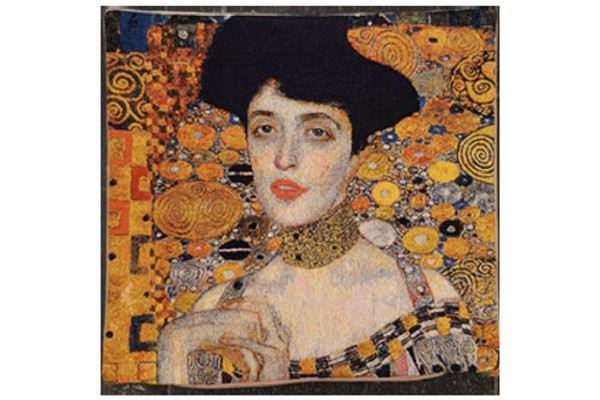 Gobelín  -  Lady in Gold  by Gustav Klimt