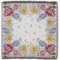 Gobelín Ubrus  -  Floral cacha