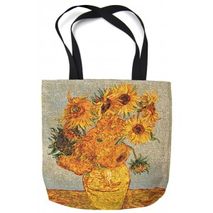 Tote Bag  - Tournesols by Vincent Van Gogh