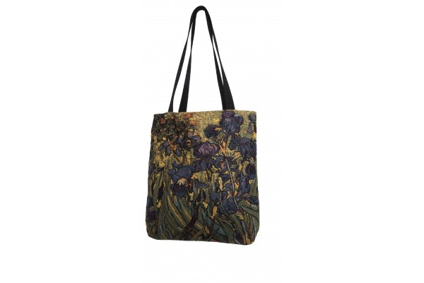 Big Bag taška  -  IRIS by Vincent van Gogh