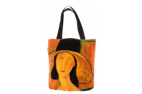 Big Bag taška  -  Femme au chapeau by MODIGLIANI
