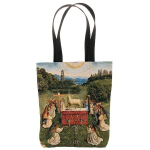 Big Bag taška  - L Adoration by Jan van Eyck