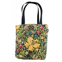 Shoping Bag taška  - Golden lily by William Morrris