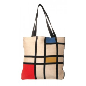 Big Bag taška  - Composition II by Piet Mondriaan