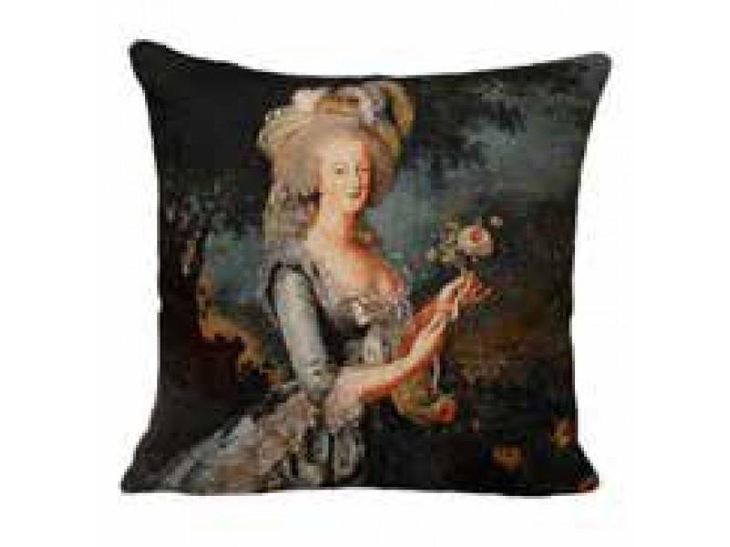 Gobelínový povlak na polštář - Marie-Antoinette by ÉLISABETH VIGÉE LE BRUN