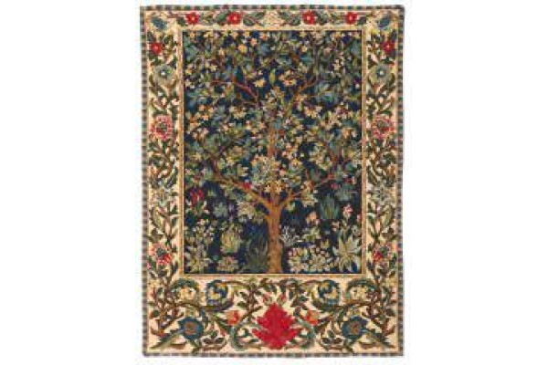 Gobelín  -  Arbre de vie by William Morris