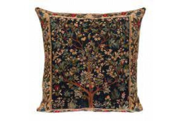 Gobelínový povlak na polštář  -  Arbre de vie by William Morris