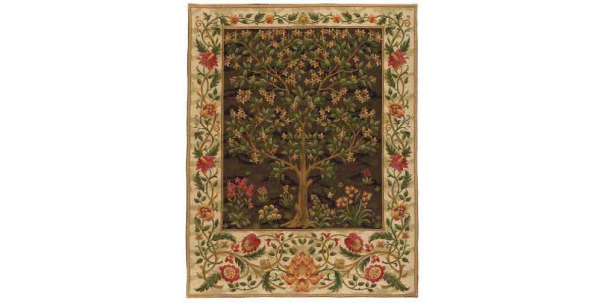 Gobelín  -  Arbre de vie  II by William Morris