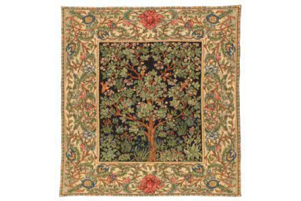 Gobelín Ubrus  -  Arbre de vie by William Morris