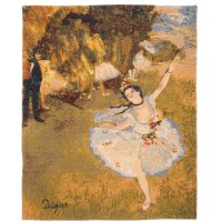 Gobelín  - Danseuse by EDGAR DEGAS