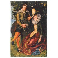 Gobelín  -  Rubens & Isabella Brant