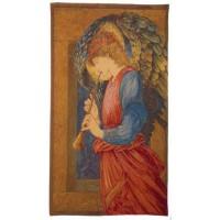 Gobelín  -  Ange au Flageolet by William Morris