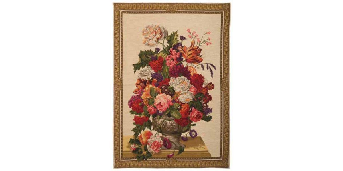 Gobelín  - Les bouquets