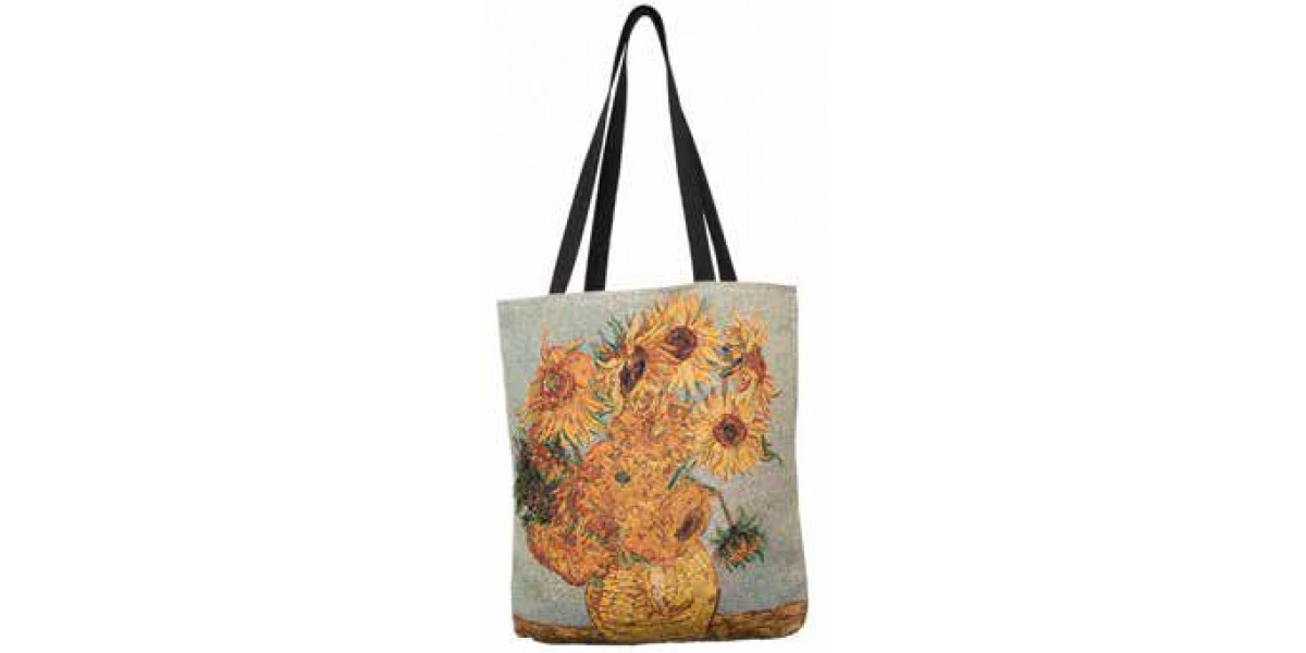 Big Bag taška  -  Tournesols by Vincent van Gogh
