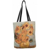 Big Bag taška  -  Tournesols by Vincent van Gogh