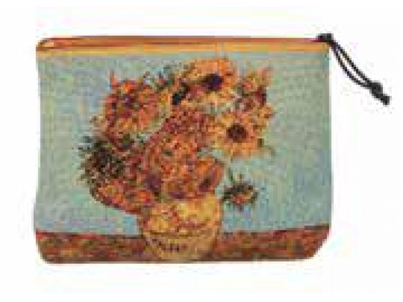 Kosmetická taška  - Tournesols by Vincent van Gogh