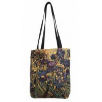 Big Bag taška  -  IRIS by Vincent van Gogh