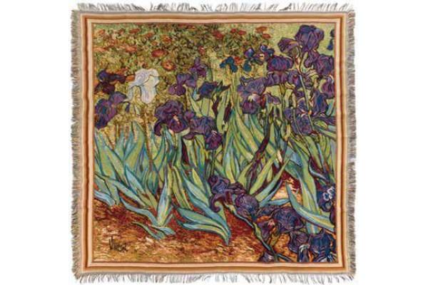 Gobelín Ubrus  -  Iris by Vincent van Gogh