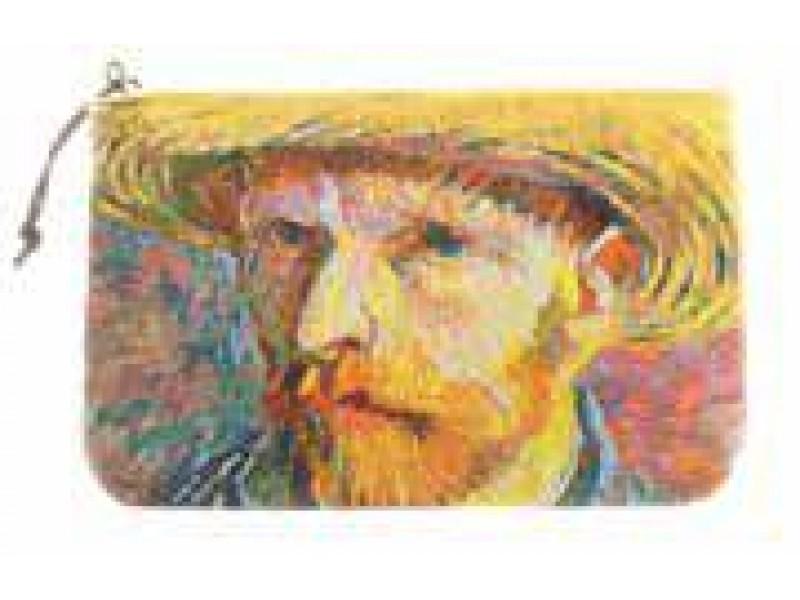 Kosmetická taška  - Autoportrait by Vincent van Gogh