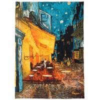 Gobelín  - TERRASSE ETOILEE by Van Gogh