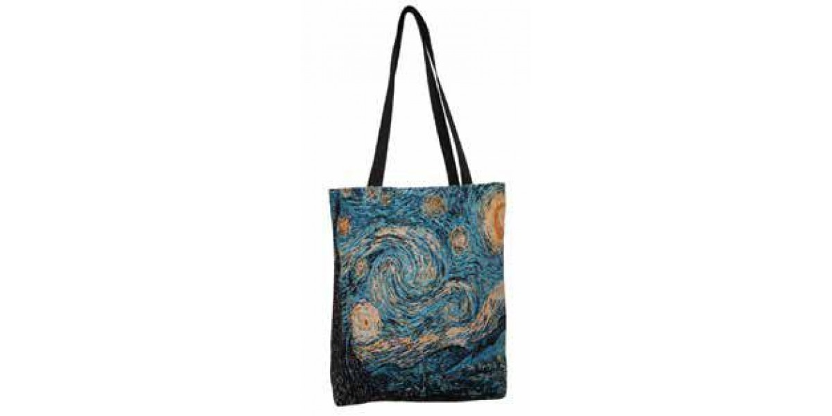 Big Bag taška  -  STARRY NIGHT by Vincent van Gogh
