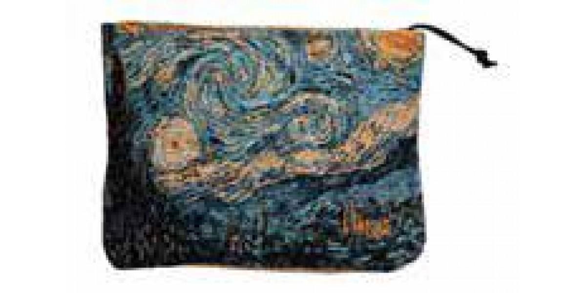 Kosmetická taška  - STARRY NIGHT by Vincent van Gogh