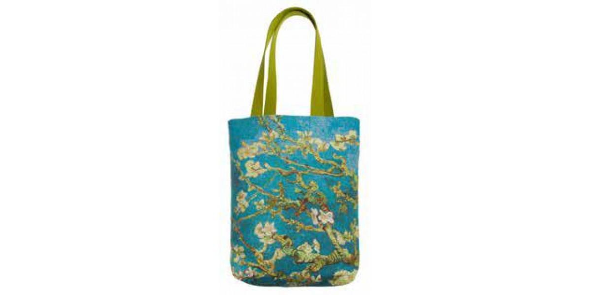 Big Bag taška  -  Amandier by Vincent van Gogh