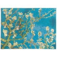 Gobelín  - Amandier  by Van Gogh