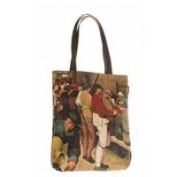 Big Bag taška  -  Le repas de noce by PIETER BRUEGEL LANCIEN