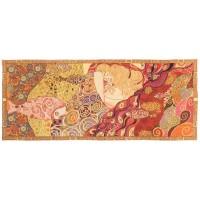 Gobelín  - Danae by Gustav Klimt