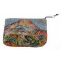 Kosmetická taška  - Montagne Sainte Victoire by Paul Cezanne