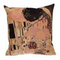 Gobelínový povlak na polštář  - Duo by Gustav Klimt