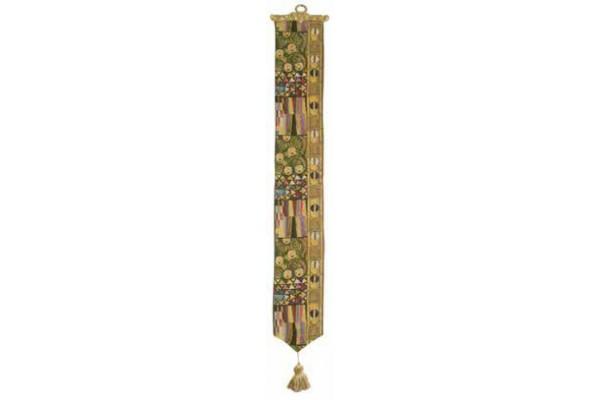 Gobelín Bell Pull - The Kiss by Gustav Klimt