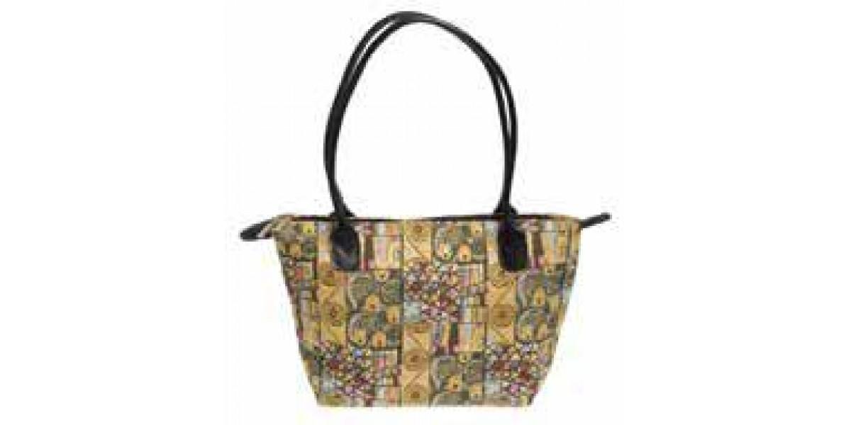 Dámská kabelka- Le Baiser by Gustav Klimt