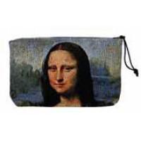 Kosmetická taška  - Mona Lisa by LEONARDO DA VINCI