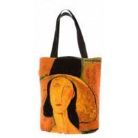 Big Bag taška  -  Femme au chapeau by MODIGLIANI